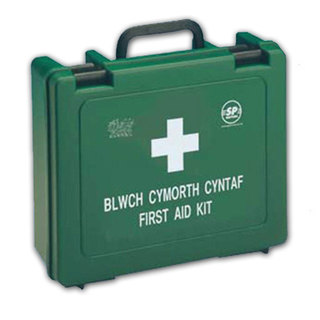 BS 8599 First Aid Kits for the Workplace
