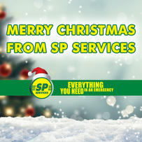 Merry Christmas & a Happy New Year from everyone at SP!