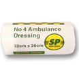 No 4 Ambulance Dressing - 32 x 20cm