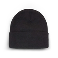 Tactical Black Knitted Beanie Hat